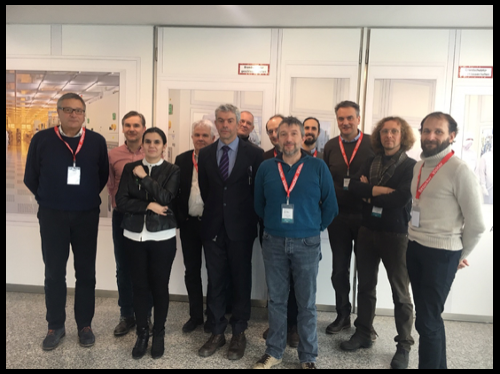 The TELL kick-off meeting took place at Infineon Technologies Austria in Villach on 13-14 December 2018.